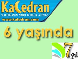 KALEDRAN.COM 6 YAŞINDA